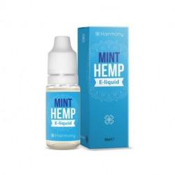 E-LÍQUIDO HARMONY CBD SABOR MINT HEMP 100mg 10ml Sin Nicotina
