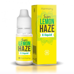 E-LÍQUIDO HARMONY CBD SUPER LEMON HAZE 100mg 10ml Sin Nicotina