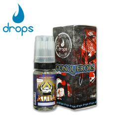 E-líquido DROPS ATTILA Sin Nicotina 10ml