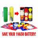 Recubrimiento Wrap para baterías 18650 (Súper Héroes)