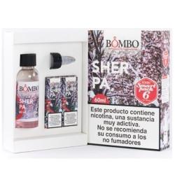 E-líquido BOMBO SHERPA 6mg/ml Smart Pack 60ml