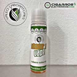 E-liquido TABACO CUBANO CUBA MIX TPD 50ML 0MG