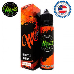 E-líquido California Mojito Pineapple Candy TPD 50ml 0mg