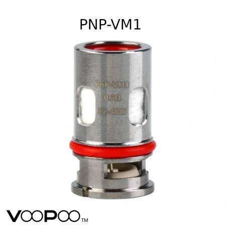 Resistencia Voopoo PnP-VM1 0.3 Ohm