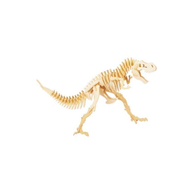 Comprar Puzzle de Madera Esqueleto Dinosaurio 0.0004€
