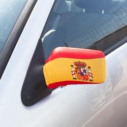 Fundas para Espejos Retrovisores Bandera de España (pack de 2)