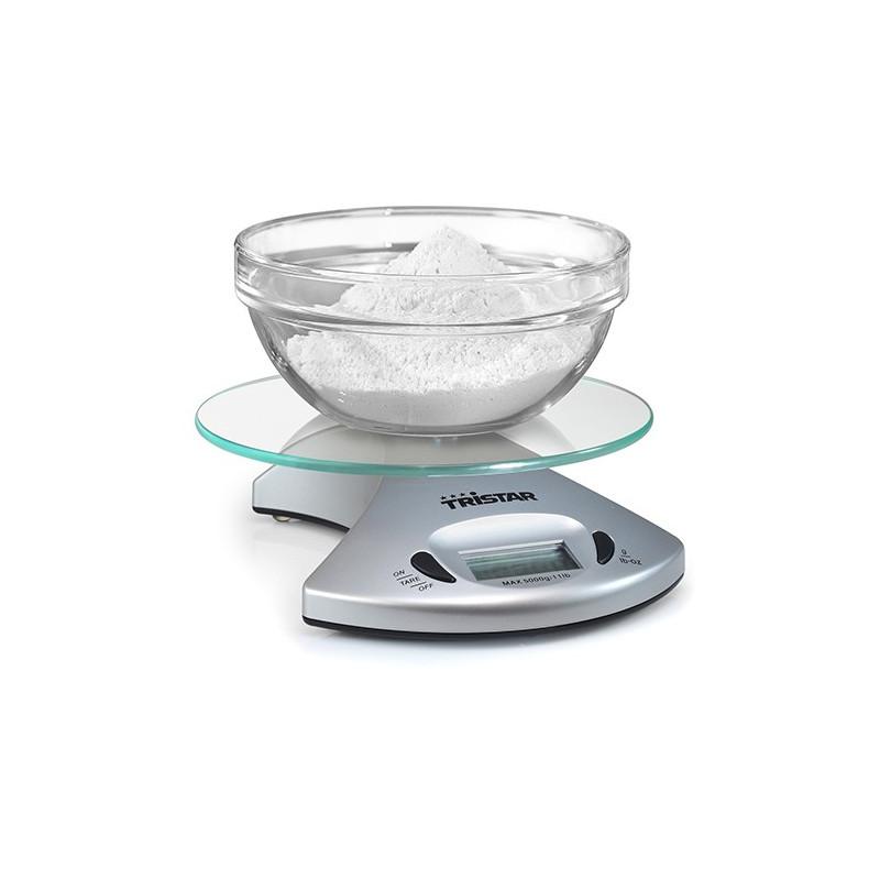 Comprar balanza de cocina tristar kw2431 - Balanza cocina digital ...