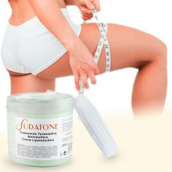 Sudatone Crema Anticelulítica Termoactiva 500 ml