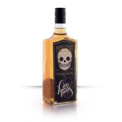Tequila Dorado Cien Malos