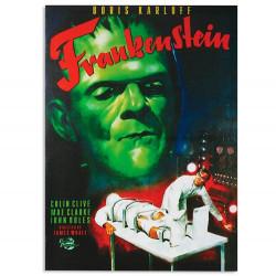 Cuadro Póster de Cine Frankenstein 50 x 70