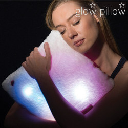 Almohada LED Glow Pillow
