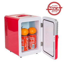 Nevera Retro Vintage Cooler 5 L