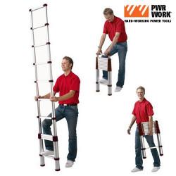 Escalera Telescópica Extensible XXL Ladder