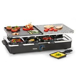 Raclette Grill y Piedra Tristar RA2992