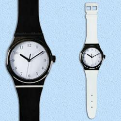 Reloj de Pared Diseño Watch Blanco