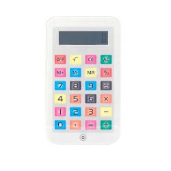 Calculadora iTablet Pequeña Rosa