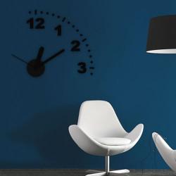 Reloj de Pared DIY Do it yourself Mariposas Rojas