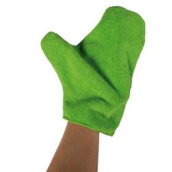 Guante de Microfibra (Pack de 2) Verde