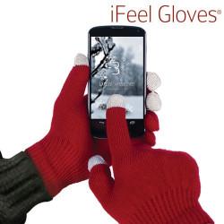 Guantes iFeel Gloves para Pantallas Táctiles Negro