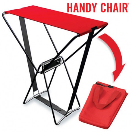 Silla Plegable Handy Chair Rojo