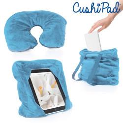 Cojín 3 en 1 CushiPad Azul
