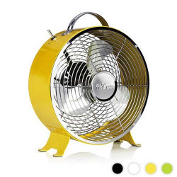 Ventilador Retro Metálico Tristar VE5965 Verde