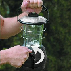 Lámpara Camping con Dinamo (12 LEDs)