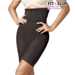 Faja Reductora Second Skin Body Sculptor Beige XL