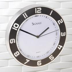 Reloj de Pared Aluminio
