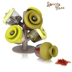 Especiero Spices Tree