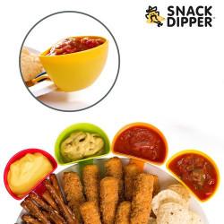 Cuencos para Salsas Snack Dipper (pack de 4)