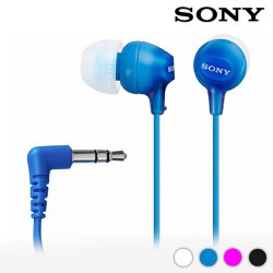 Auriculares Sony MDREX15LP Blanco