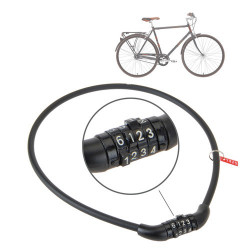 Candado para Bicicletas con Combinación