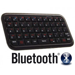Teclado Bluetooth compatible con Smart Phone, Ipad, Iphone, PS3,
