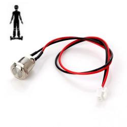 Botón y Cable de encendido para Hoverboard