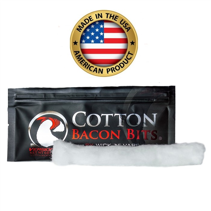 Algodón Cotton Bacon Bits V2.0 by Wick N Vape