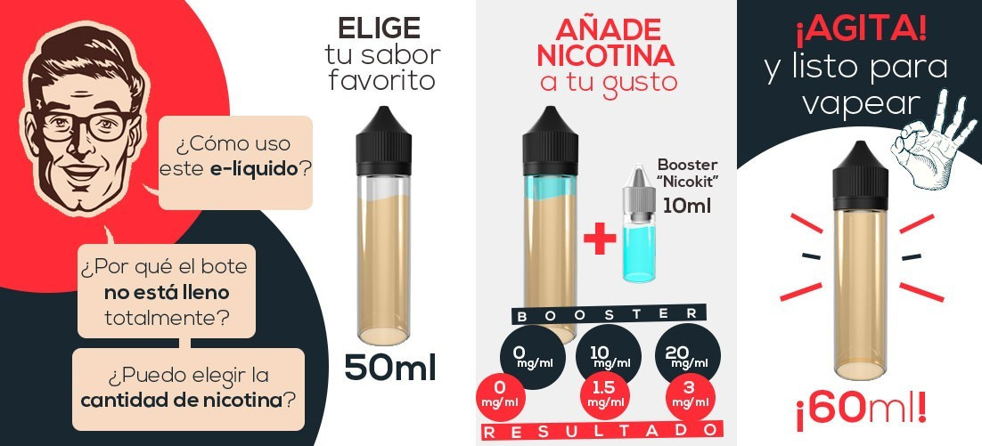 E-líquido Don Max Foot Fresh TPD 50ml 0mg